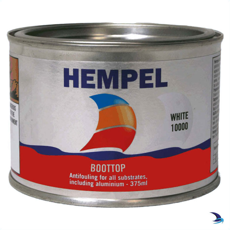 Hempel - Hard Racing Boottop Antifouling (375ml)